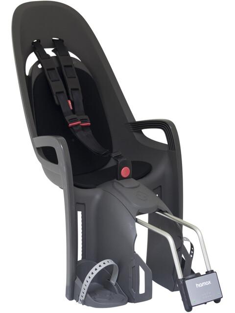 Hamax Zenith Kids Bicycle Seat grey/black